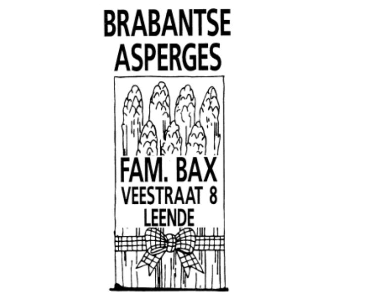 Bax Asperges